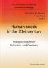 Human needs in the 21th century - Perspectives from Botswana and Germany